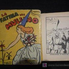 Libros antiguos: LA FATINA DEL MULINO. ED. CARROCCIO. 52 PAG. 1935. Lote 24682693