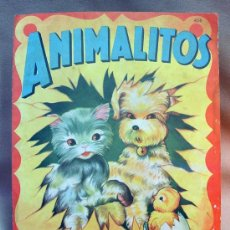 Libros antiguos: ANIMALITOS EDITORIAL SIGMAR 1951 DIBUJOS DE RODOLFO DAN. Lote 14326499