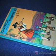 Libros antiguos: MINI CUENTOS INFANTILES VOL. 2 - CONTIENE TRES HISTORIETAS INFANTILES - EDIT. VASCO AMERICANA 1962. Lote 7832051