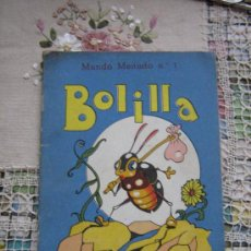 Libros antiguos: MUNDO MENUDO Nº 1 BOLILLA, EDITORIAL ROMA SIN FECHAR. Lote 25586235
