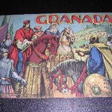 Libros antiguos: GRANADA, CUADERNOS DE PINTURA ULTRA, SERIE HISTORICA. Lote 8319927