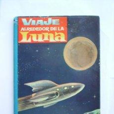 Libros antiguos: VAJE ALREDEDOR DE LA LUNA 1962 , VASCO AMERICANA. Lote 21084649