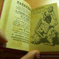 Libros antiguos: TOMO RECOPILATORIO 30 CUENTOS COL.LECCIO EN PATUFET ( EN CATALÀ). Lote 21204411