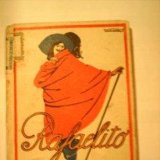 Libros antiguos: RAFAELITO-- SATURNINO CALLEJA. Lote 11909513