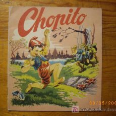 Libros antiguos: CHOPITO. Lote 8786666