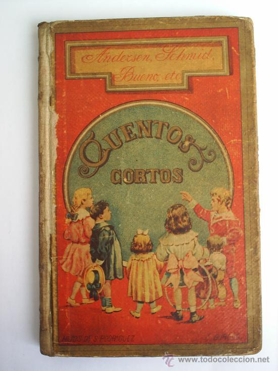CUENTOS CORTOS-HIJOS DE SANTIAGO RODRIGEZ -BURGOS (Libros Antiguos, Raros y Curiosos - Literatura Infantil y Juvenil - Cuentos)