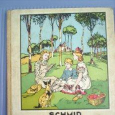 Libros antiguos: CUENTOS DE-SCHMID-1942-EDIT.MAUCCI. Lote 26762895