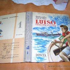 Libros antiguos: LUISO -MARIA´´ MATRICULA DE BILBAO´´ DIBUJOS GOÑI. Lote 8957554