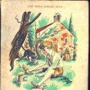 Libros antiguos: MARCELINO PAN Y VINO. JOSE MARIA SANCHEZ - SILVA. ED. CIGUEÑA. 9º ED. 7 PAGS. 9 X 11´5 CM.. Lote 15725820