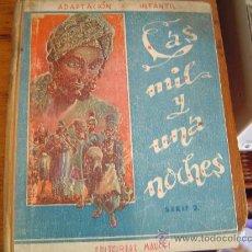 Alte Bücher - Excelente cuento Las mil y una noche- serie ll-- Adaptación infantil - 25135548