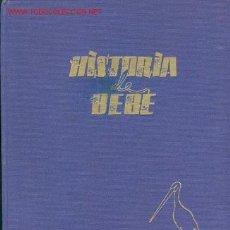 Libros antiguos: HISTORIA DEL BEBÉ,1944. Lote 26091381