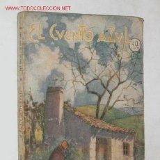 Libros antiguos: LAS BRUJAS. IR POR LANA, DE JOSÉ MARÍA DE PEREDA. COLECCIÓN EL CUENTO AZUL. 1920 ?. Lote 22990597