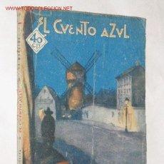Libros antiguos: LA MUESTRA, POR EDUARDO MARQUINA. COLECCIÓN EL CUENTO AZUL. 1920 ?. Lote 22990605