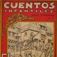 Libros antiguos: EL RUBI DE LA DIADEMA. TEXTO DE ERR ASAN. DIBUJOS DE SERRA MASANA. SERIE OSVERNIA, Nº2. 1938. Lote 24024122