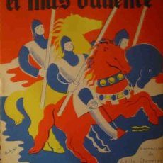 Libros antiguos: EL MÁS VALIENTE GELLA ITURRIAGA, LIT.VDA DE VALVERDE PAIS VASCO. Lote 106218210