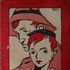 Libros antiguos: COMO MI TATARABUELO EMILIA COTARELO, FUENTERRABÍA, SAN SEBASTIAN, 1939. ILUS. DE TEODORO DELGADO. Lote 116831834