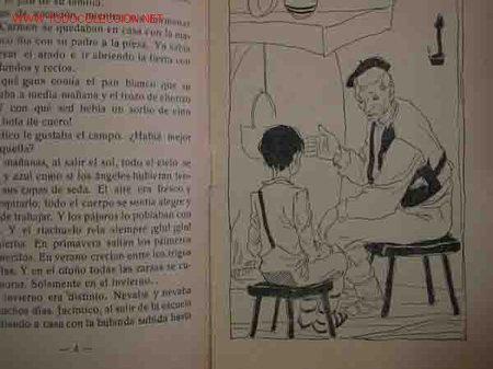 Libros antiguos: COMO MI TATARABUELO Emilia Cotarelo, Fuenterrabía, San Sebastian, 1939. Ilus. de Teodoro Delgado - Foto 2 - 116831834