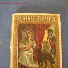 Libros antiguos: POLLÍNEZ Y GUÁRRIZ-CUENTOS DE CALLEJA- BIBLIOTECA DE RECREO Nº.XXXV-EDT. S. CALLEJA- MAD.- SIN FECHA. Lote 19988257
