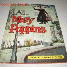 Libros antiguos: WALT DISNEY MARY POPPINS. Lote 17830736