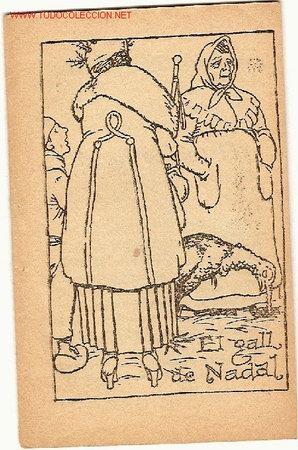 EL GALL DE NADAL / JOSEP MA. FOLCH I TORRES COL PATUFET 351 (Libros Antiguos, Raros y Curiosos - Literatura Infantil y Juvenil - Cuentos)