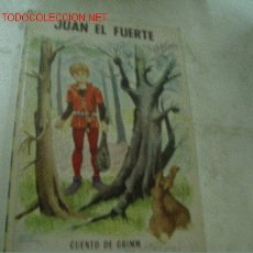 Libros antiguos: CUENTO DE GRIMM. Lote 2833292