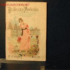 Libros antiguos: BELLEZA Y MODESTIA. Lote 2848259
