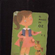 Libros antiguos: EL MAGO DE OZ Nº 8 / POR: CONCHA MATAMOROS - EDITORIAL ROMA 1961. Lote 9862830