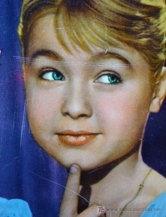 CUENTO TROQUELADO MARISOL EN UN RAYO DE LUZ.EDITORIAL FHER 1962 (Libros Antiguos, Raros y Curiosos - Literatura Infantil y Juvenil - Cuentos)