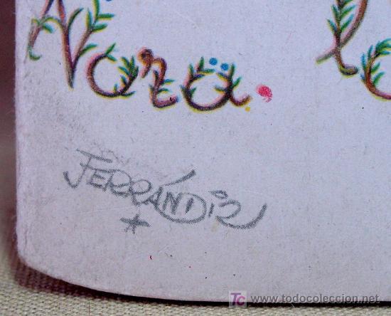 Libros antiguos: NORA LOCUTORA DE T.V. , CUENTO TROQUELADO, JUAN FERRANDIZ, EDITORIAL VILCAR, 1961 - Foto 3 - 21889542