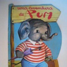Libros antiguos - CUENTO TROQUELADO UNA AVENTURA DE PUM (LAGARDE) 1969 - 10245607