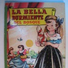 Alte Bücher - CUENTO LA BELLA DURMIENTE DEL BOSQUE (BRUGUERA, 1955) - 10257451
