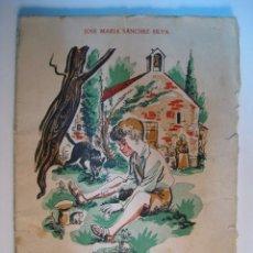 Libros antiguos: CUENTO MARCELINO PAN Y VINO: CIGUEÑA (GOÑI). Lote 30400451