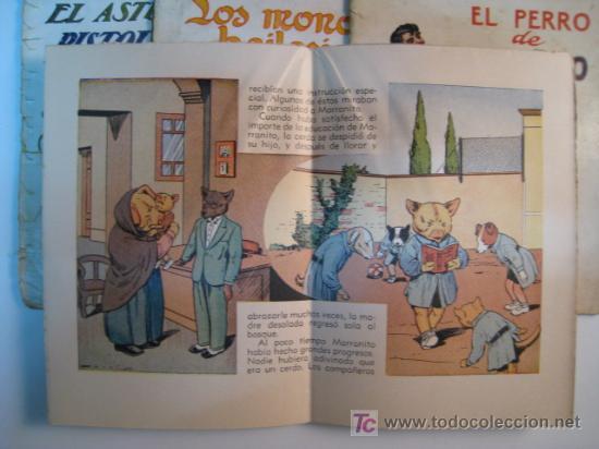 Libros antiguos: LOTE 4 NUMS CUENTOS ILUSTRADOS NIÑOS RAMON SOPENA - Foto 2 - 10257655