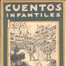 Libros antiguos: CUENTOS INFANTILES LOS FLAUTISTAS SERIE OSVERNIA Nº4 TEXTO DE ERR ASAN DIBUJOS SERRA MASANA. Lote 10563379