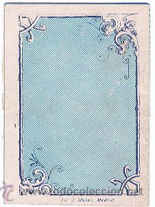 Libros antiguos: cuentos de calleja. serie X ,tomo 181 - original - Foto 2 - 26876440