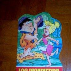 Livros antigos: CUENTO TROQUELADO TELE COLOR LOS PICAPIEDRA. BRUGUERA. Nº 40. Lote 26819542