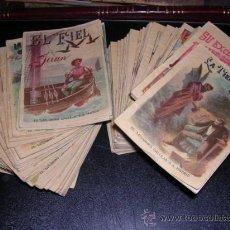 Libros antiguos: LOTAZO DEL NUMERO 1 AL 160 - SATURNINO CALLEJA, MADRID , CUENTOS PARA NIÑOS, FALTAN 9 NUMEROS. Lote 26485657