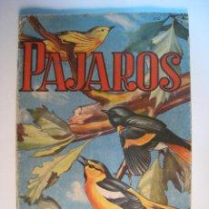Libros antiguos: CUENTO ANTIGUO PAJAROS - SIGMAR - RODOLFO DAN 1946. Lote 10989934