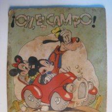 Libri antichi: CUENTO OH, EL CAMPO - WALT DISNEY AMARILLA 6 - ROMA. Lote 10989966