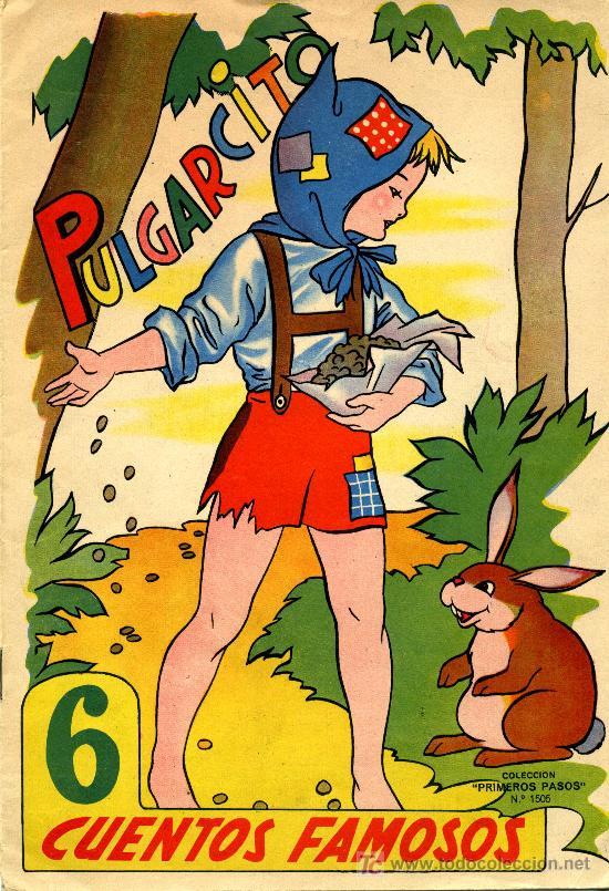 ANTIGUO CUENTO - 6 CUENTOS FAMOSOS - COLECCIÓN PRIMEROS PASOS - FHER (Libros Antiguos, Raros y Curiosos - Literatura Infantil y Juvenil - Cuentos)