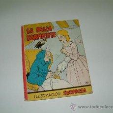 Libros antiguos: LA BELLA DURMIENTE. ILUSTRACIÓN SORPRESA. DIB: BOCQUET. ED. MOLINO. AÑOS 40. PRECIOSO. Lote 13851201