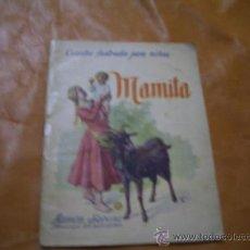 Libros antiguos: MAMITA -RAMON SOPENA- . Lote 11292611
