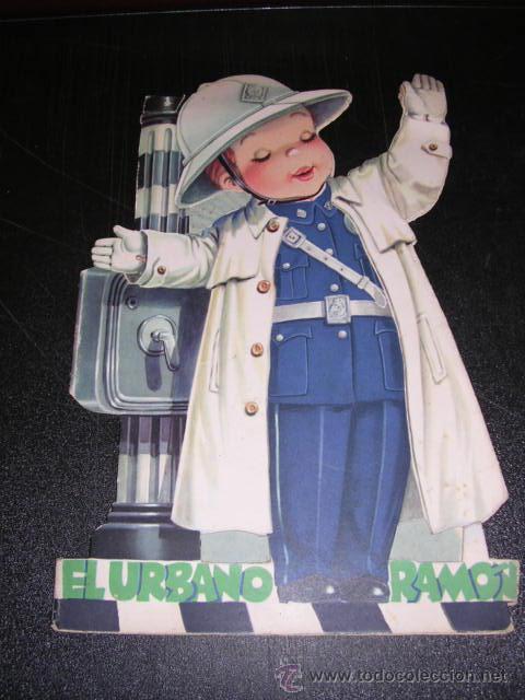 EL URBANO RAMON, DIBUJOS DE JUAN FERRANDIZ , EDT. VILCAR 1960 (Libros Antiguos, Raros y Curiosos - Literatura Infantil y Juvenil - Cuentos)