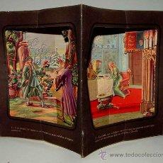 Libros antiguos: ANTIGUO CUENTO ORSINA Y EL MONSTYRUO, ILUSTRACION DIORAMICA . EDITORIAL ROMA, P. MANEN - POP UP BOO. Lote 27613934