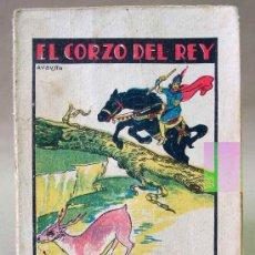 Libros antiguos: CUENTO DE CALLEJA RECREO INFANTIL EL CORZO DEL REY SERIE 11 TOMO 218 MUY RARO. Lote 11921031