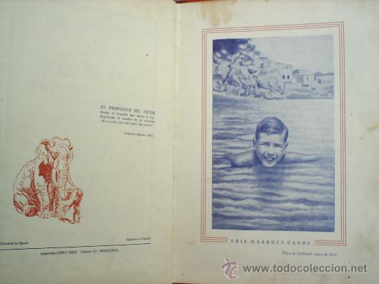 Libros antiguos: will hatkins -el esplorador-1945-editorial araluce-coleccion un niño escribe para los niños - Foto 3 - 11946912