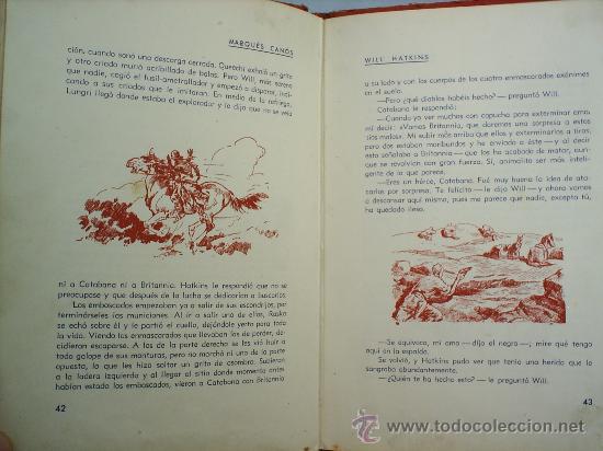 Libros antiguos: will hatkins -el esplorador-1945-editorial araluce-coleccion un niño escribe para los niños - Foto 5 - 11946912