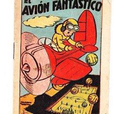 Libros antiguos: TESORO DE CUENTOS INFANTILES DIBUJA S.MESTRES UN AVION FANTASTICO. Lote 12254123