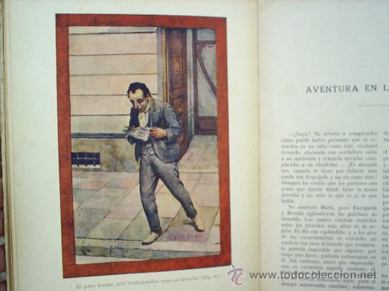Libros antiguos: BIBLIOTECA PARA NIÑOS -SOPENA -EN VACACIONES 1926 - Foto 5 - 24170912