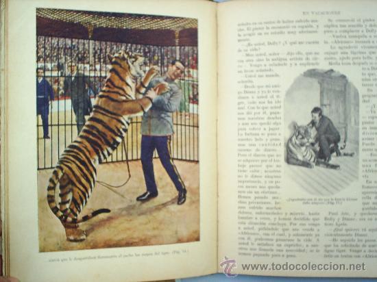 Libros antiguos: BIBLIOTECA PARA NIÑOS -SOPENA -EN VACACIONES 1926 - Foto 6 - 24170912